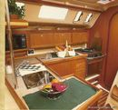 Marlow Hunter Hunter 380 interior and accommodations Picture extracted from the commercial documentation © Marlow Hunter