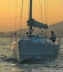 X-Yachts X-37 sailing Picture extracted from the commercial documentation © X-Yachts