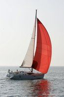 Jeanneau Sun Odyssey 39 DS sailing Picture extracted from the commercial documentation © Jeanneau