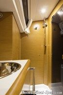 Jeanneau Sun Odyssey 409 interior and accommodations Picture extracted from the commercial documentation © Jeanneau