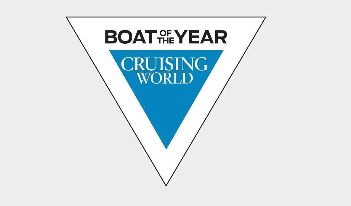 Voiliers élus Cruising World - Boat of the Year © Boat-Specs.com