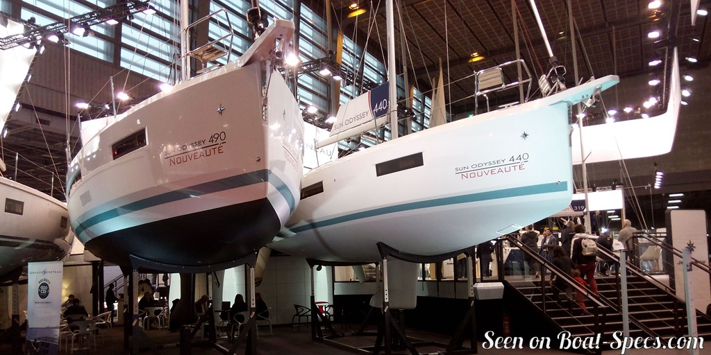 Jeanneau Sun Odyssey - New sailboats 2017 - France 2/2