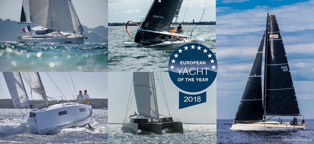 European Yacht of the Year 2018 © Boat-Specs.com