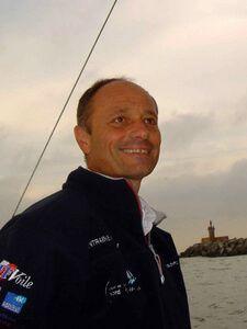 Alain Comyn - Architecte naval