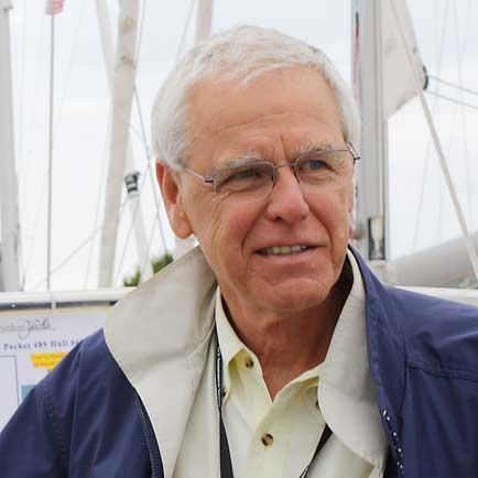 Robert Johnson - Naval designer