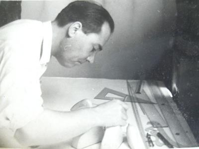 François Sergent  - Naval designer