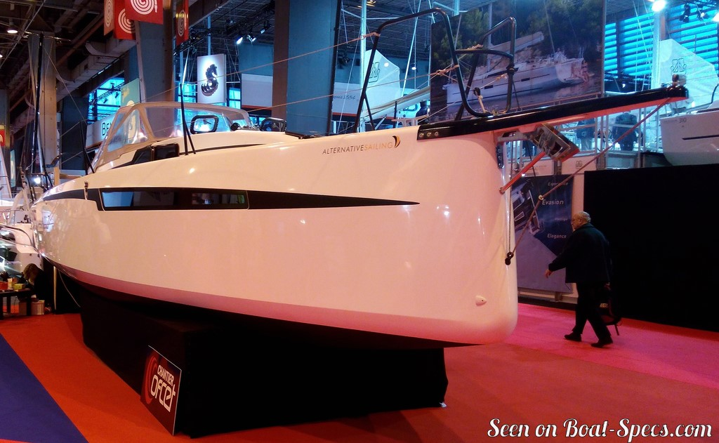 Ofcet  32 SC - New sailboats 2017 - France 1/2