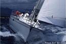 Bénéteau Océanis 430 en navigation