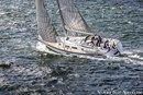 Hallberg-Rassy 412 en navigation