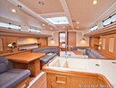 Moody 41 Aft accommodations