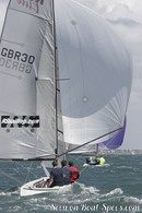 RS Sailing RS Elite en navigation