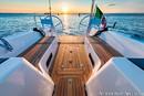 Italia Yachts  Italia 12.98 cockpit