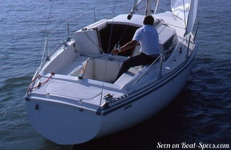 Sangria standard (Jeanneau) sailboat specifications and