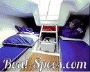 Bénéteau Platu 25 accommodations