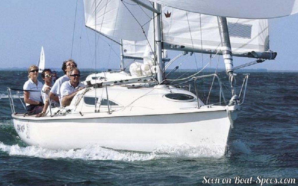 Surprise fin keel archambault sailboat specifications and details archambault surprise archambault altavistaventures Choice Image