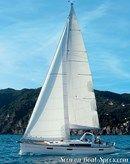 Bénéteau Océanis 45 sailing