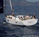 Hanse 455 en navigation