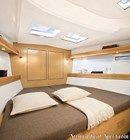 Bavaria Yachtbau Bavaria Cruiser 45 accommodations