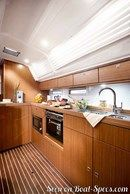 Bavaria Yachtbau Bavaria Cruiser 46 accommodations