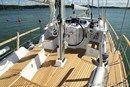 Nauticat Yachts Nauticat 441 cockpit