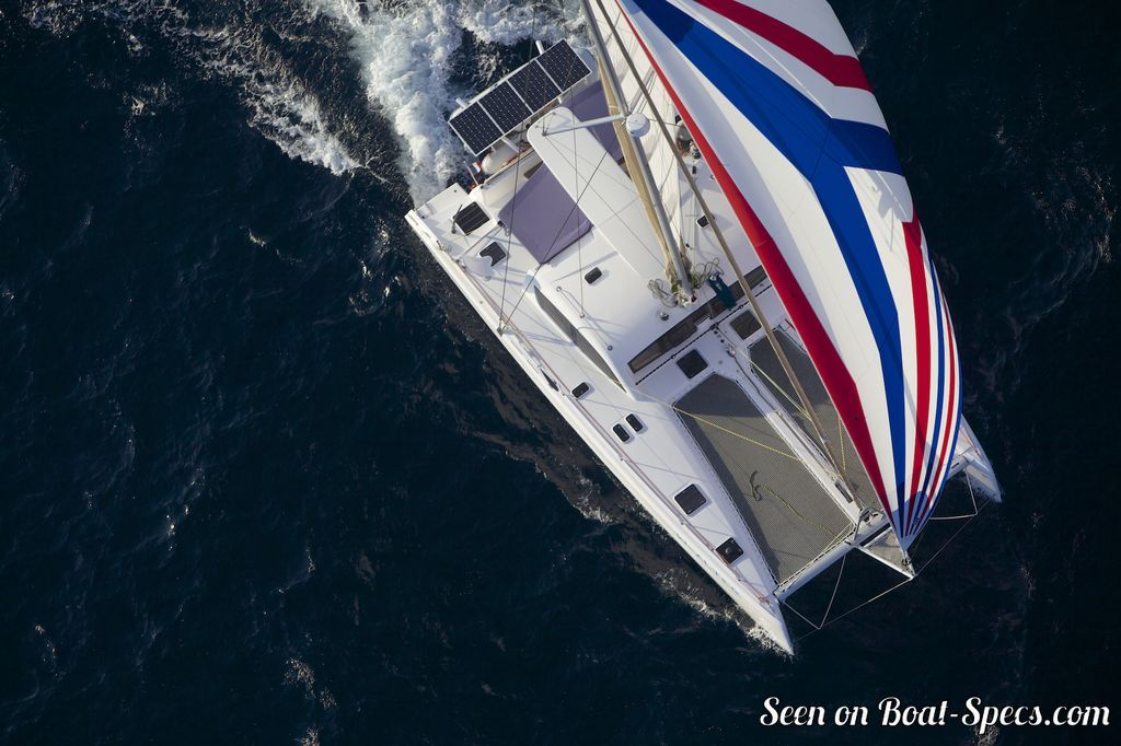 Outremer 45 (Outremer Yachting) sailboat specifications and details on  Boat-Specs com