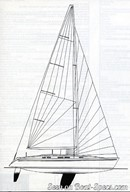 Bénéteau First 45F5 sailplan