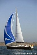 Delphia Yachts  Delphia 47 sailing
