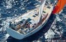 Hanse 505 en navigation