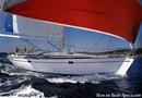 Bénéteau Océanis 500 sailing