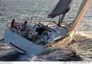 Jeanneau Sun Odyssey 509 sailing
