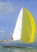 Fora Marine RM 1050 sailing