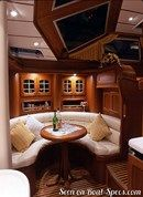 Nauticat Yachts Nauticat 515 accommodations