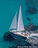 Bénéteau Océanis 55 sailing
