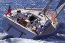 Del Pardo  Grand Soleil 56 sailing