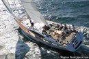 Jeanneau 57 en navigation