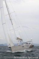Jeanneau 57 sailing
