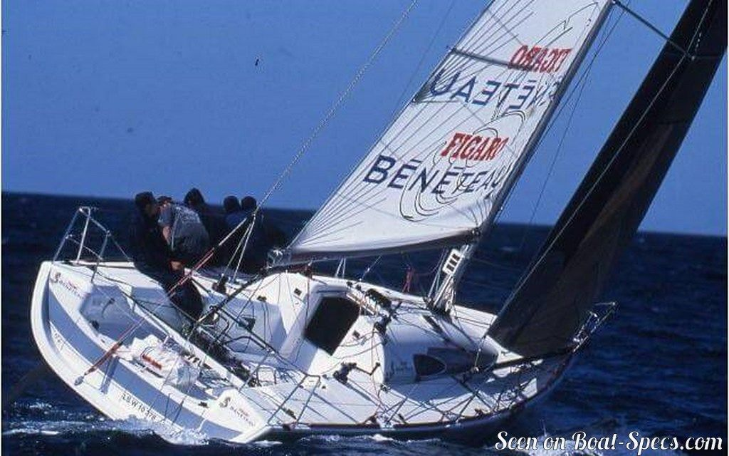 figaro 2 b n teau sailboat specifications and details on boat. Black Bedroom Furniture Sets. Home Design Ideas