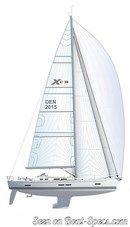 X-Yachts Xc 50 sailplan