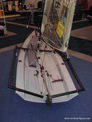 RS Sailing RS 700 cockpit