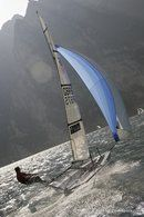 RS Sailing RS 700 sailing