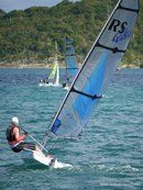 RS Sailing RS Quba en navigation