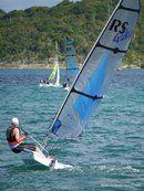 RS Sailing RS Quba sailing