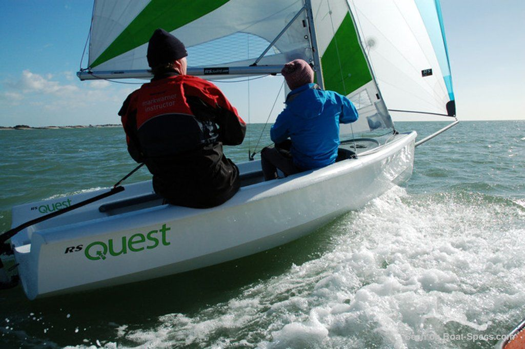 Rs Quest  Rs Sailing  Sailboat Specifications And Details