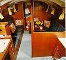 Hallberg-Rassy 33 Mistral accommodations