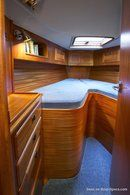 Hallberg-Rassy 37 accommodations