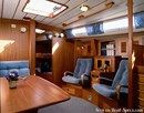 Hallberg-Rassy 45 accommodations