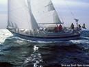 Hallberg-Rassy 49 en navigation