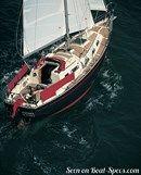 Northshore  Vancouver 28 sailing