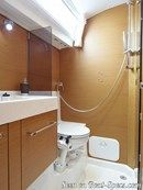 Jeanneau Sun Odyssey 519 accommodations
