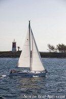 Jeanneau Sun Odyssey 479 en navigation
